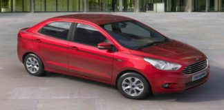 Ford-Aspire - MotorUse