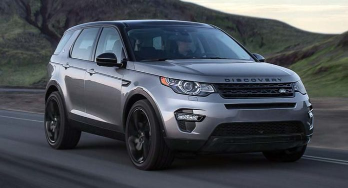 Land Rover Discovery Sport - MotorUse