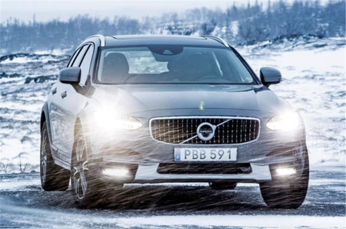 Volvo Launching V90 Cross Country Tomorrow - MotorUse