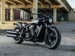 2018 Indian Scout Bobber- MotorUse