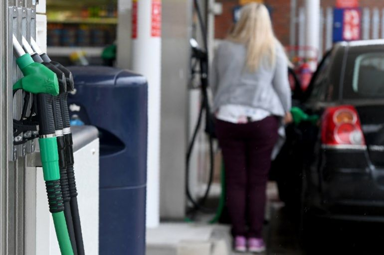 UK To Ban Sale Of Petrol