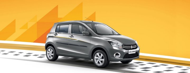The Limited Edition Maruti Suzuki Celerio