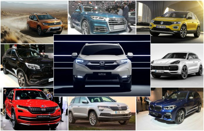 Amazing SUVs At Frankfurt Motor Show 2017