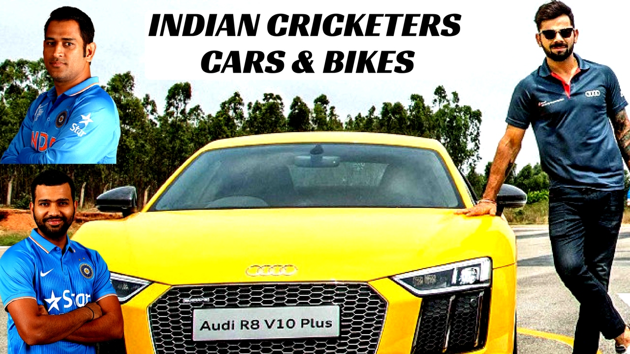 Cricketers and Their Amazing Cars, pakistani cricketers and their cars, cricket players with most cars list, australian cricketers and their cars, virat kohli cars list, suresh raina cars list, rohit sharma cars and bikes, yuvraj singh cars list, virender sehwag car collection,