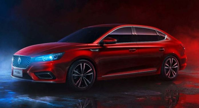 India-Bound MG6 Sedan, mg6 thailand, mg6 fastback, mg6 pantip, mg6 e20, mg6 sedan price, new mg6, mg6 interior, mg 6 problems,